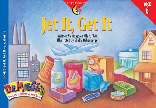 Book #6: Jet It, Get It