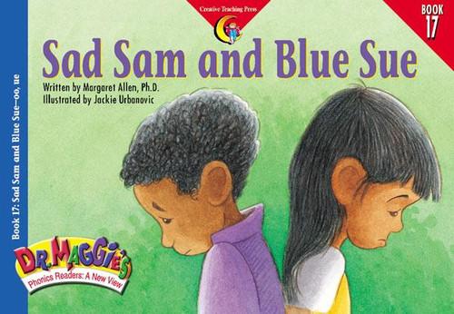 Book #17: Sad Sam and Blue Sue