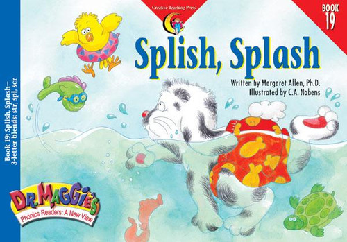 Book #19: Splish, Splash