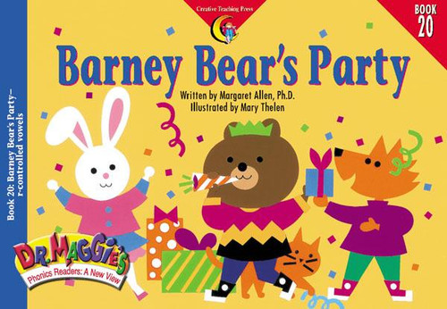 Book #20: Barney Bear's Party