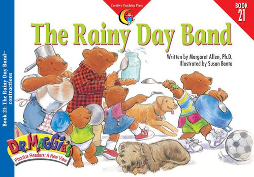 Book #21: The Rainy Day Band