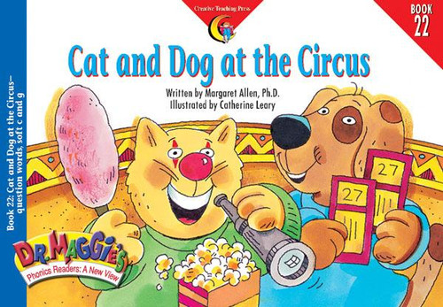 Book #22: Cat and Dog at the Circus