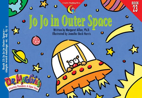 Book #23: Jo Jo in Outer Space