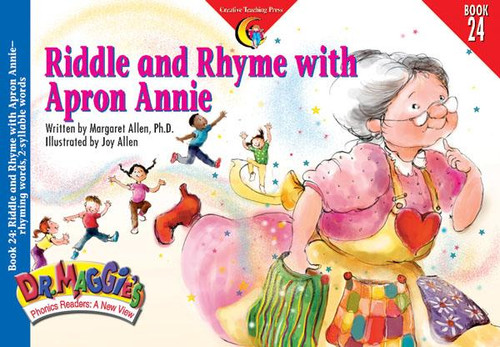 Book #24: Riddle and Rhyme with Apron Annie