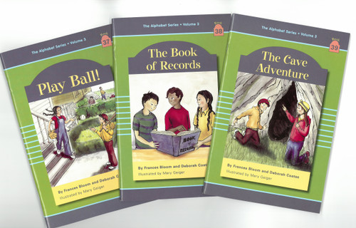 The Alphabet Series Volume 3