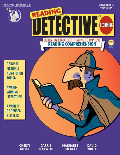 Reading Detective Beginning-Grades 3-4