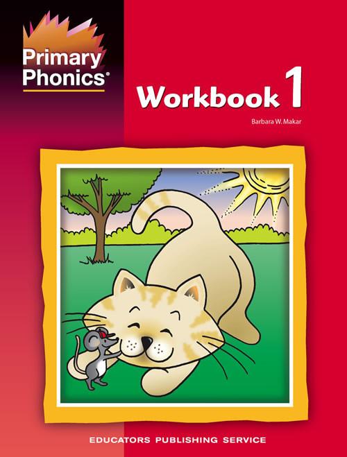 Primary Phonics Workbook 1