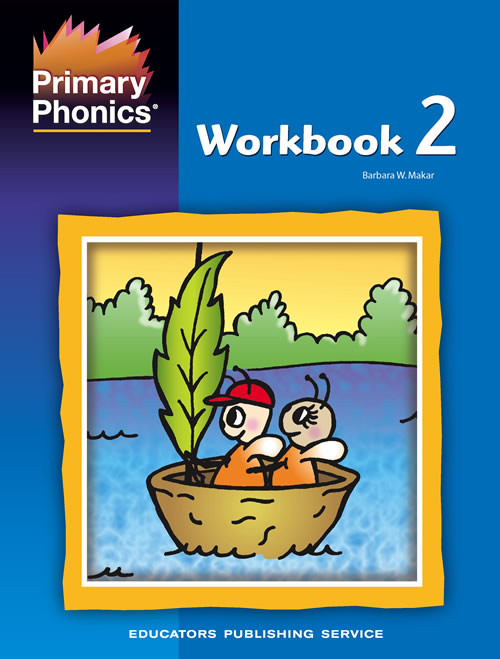 Primary Phonics Workbook 2