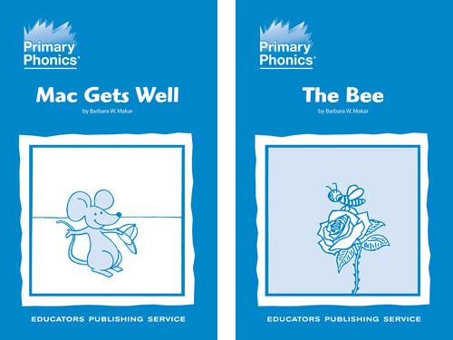Primary Phonics Storybooks Set 2