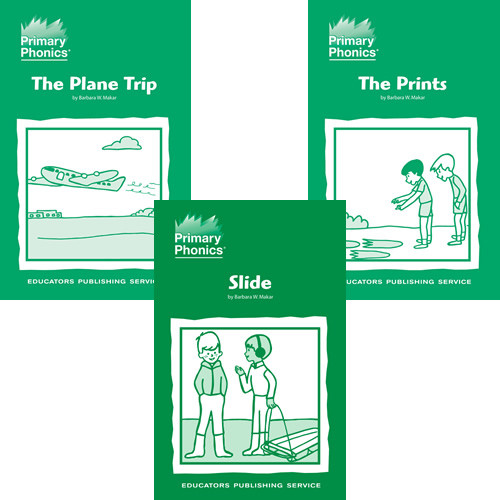 Primary Phonics Storybooks Set 3