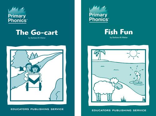 Primary Phonics Storybooks Set 4