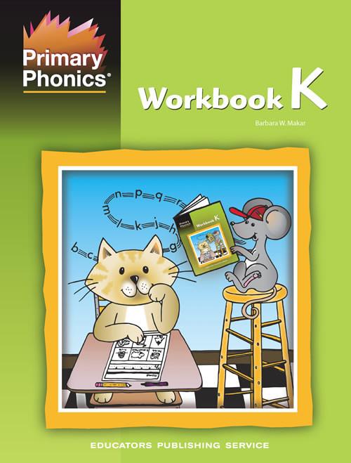 Primary Phonics Workbook K