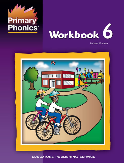 Primary Phonics Workbook 6