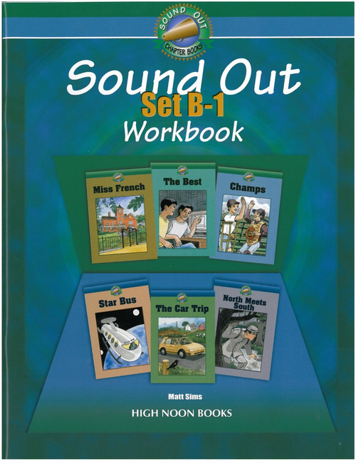 Sound Out B-1 Workbook