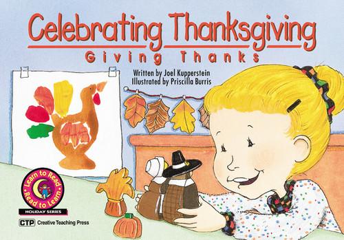 Celebrating Thanksgiving: Giving Thanks