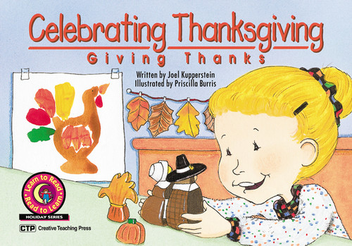 Celebrating Thanksgiving: Giving Thanks