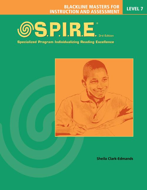S.P.I.R.E.® Level 7-Blackline Masters