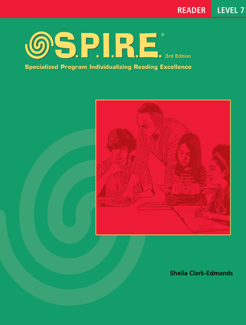 S.P.I.R.E.® Level 7-Reader