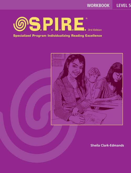 S.P.I.R.E.® Level 5 Workbook
