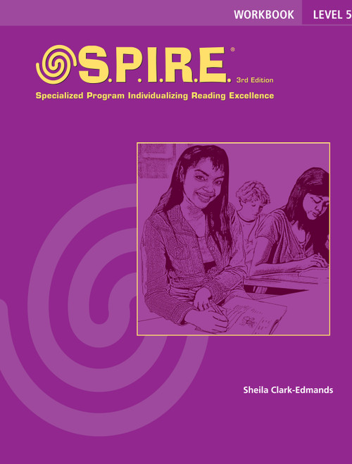 S.P.I.R.E.® Level 5 Workbook