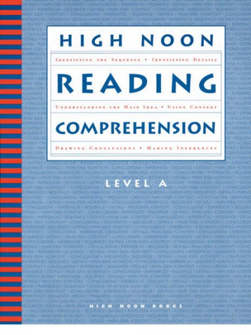 High Noon Reading Comprehension Level A