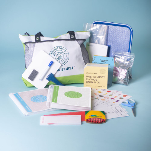 Phonics First Starter Teacher Kit