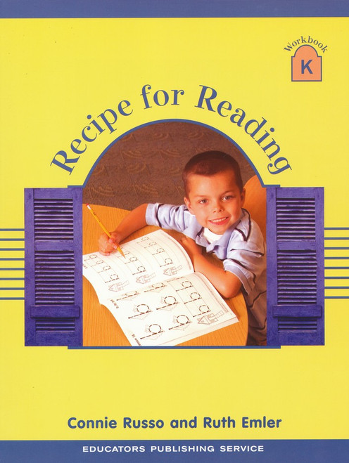 Recipe for Reading Workbook K