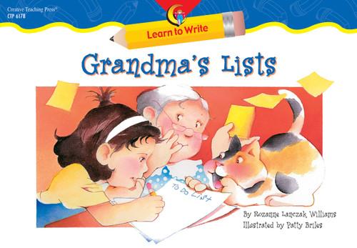 Grandma's Lists