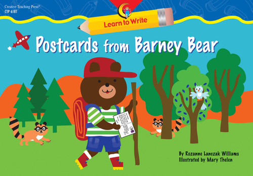 Postcards from Barney Bear