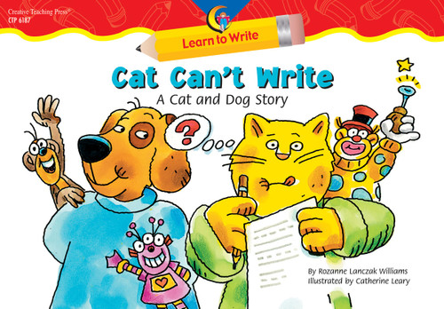 Cat Can't Write