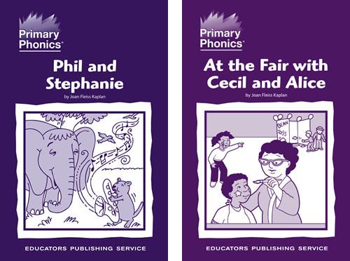 Primary Phonics Storybooks Set 6