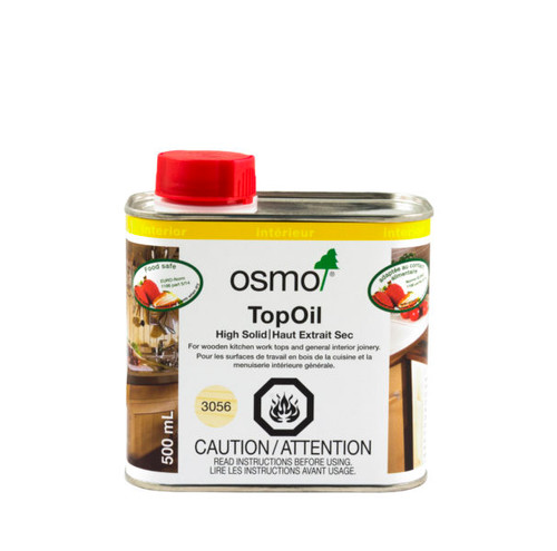 Osmo Top Oil Food Safe Wood Finish