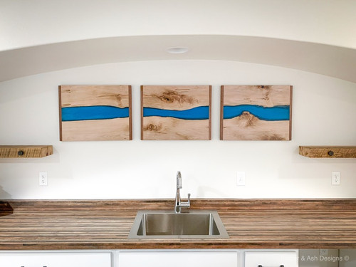 Three Rivers - Wall Art