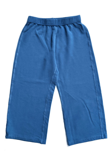SIZE 5// London lounge pant, medium blue- Discontinued
