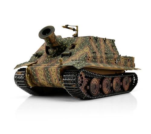 1/16 Torro German Sturmtiger RC Tank 2.4GHz Infrared Metal Edition PRO Ambush