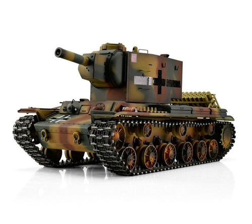 1/16 Torro Russian KV-2 754r RC Tank 2.4GHz Infrared Metal Edition PRO