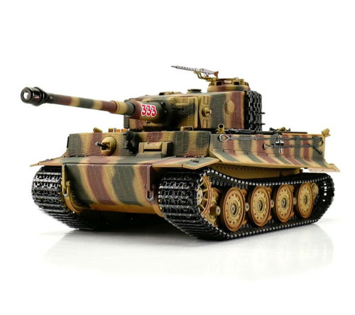 1/16 Torro Tiger I Late Version RC Tank 2.4GHz Infrared Metal Edition PRO