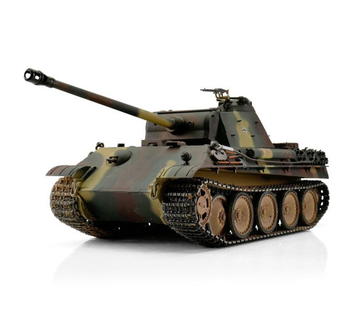 1/16 Torro German Panther Ausf G RC Tank 2.4GHz Infrared Metal Edition PRO