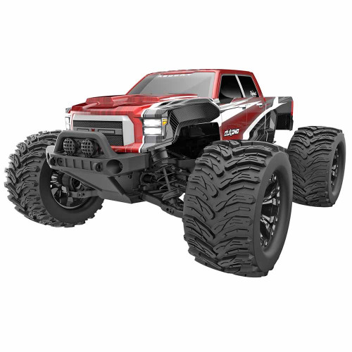 1/10 Redcat Dukono RC Monster Truck Electric 2.4GHz Red