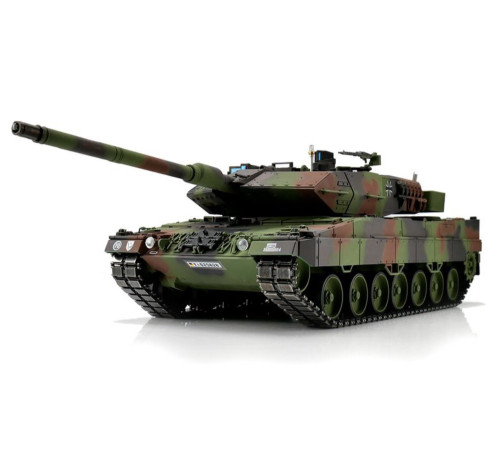 1/16 Torro Leopard 2A6 RC Tank 2.4GHz Airsoft Metal Edition PRO NATO