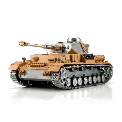 RC Panzer PzKpfw VI Tiger spät IR Torro 1:24 1212372004