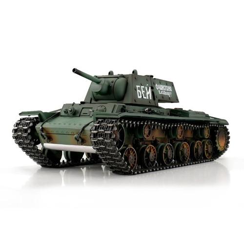 1/16 Torro Russian KV-1 RC Tank Airsoft 2.4GHz Metal Edition