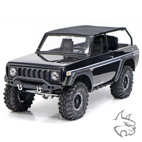 1/10 Gen8 International Scout II AXE Edition RC Truck Crawler Electric 2.4GHz Black