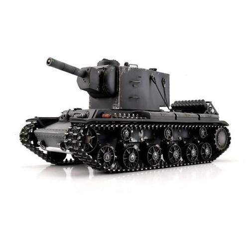 1/16 Torro German KV-2 754r RC Tank 2.4GHz Airsoft Metal Edition PRO Grey