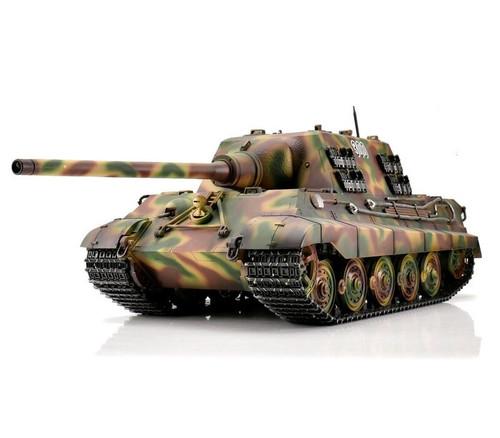1/16 Torro German Jagdtiger RC Tank 2.4GHz Infrared Metal Edition PRO Ambush