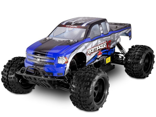 1/5 Rampage XT Gas RC Monster Truck 2.4GHz Blue