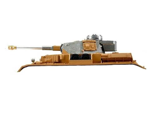 1/16 Torro Panzer IV RC Tank Metal Turret & Plastic Upper Hull Infrared