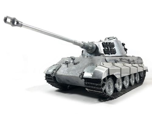 1/16 Mato German King Tiger Henschel Turret RC Tank 2.4GHz Airsoft 100% Metal
