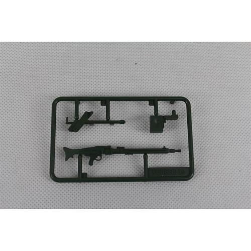1/16 Torro Leopard 2A6 RC Tank MG-3 For Turret Gun Carriage