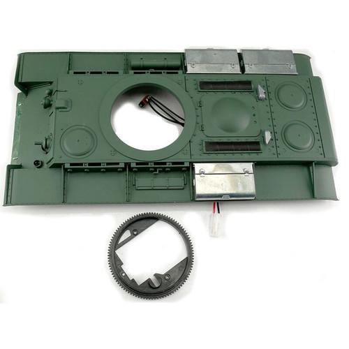 1/16 Torro Russian KV-1 & KV-2 RC Tank Plastic Upper Hull & Metal Storage Boxes